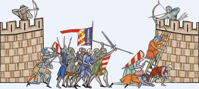 arma antica gorizia - immagine storica - nella terra di ezzelino 2016.png