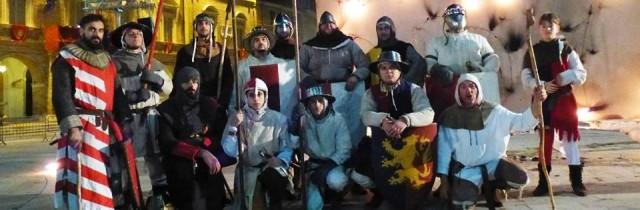 - Compagnia Arme Grifone della Scala di San Severino Marche MC - nella terra di ezzelino 2016
