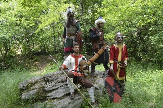 helvargar gruppo nel bosco - nella terra di ezzelino 2016.jpg