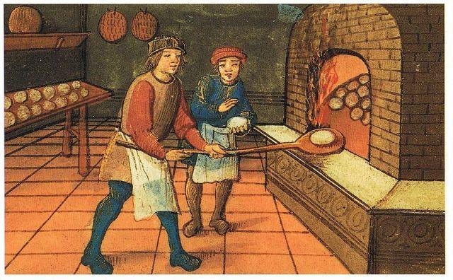nellaterradiezzelino 2016 san zenone degli ezzelini - forno cucina medioevale