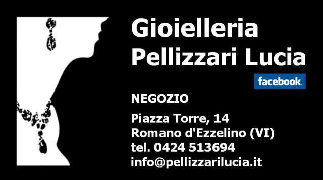 banner Pellizzari Lucia Gioielleria ROMANO D'EZZELINO nella terra di ezzelino 2016