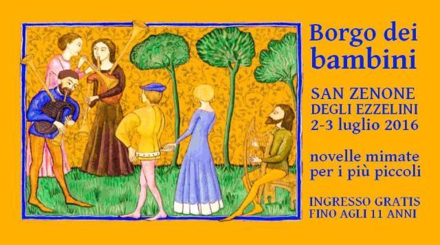 Borgo dei bambini - BANNER novelle mimate a san zenone degli ezzelini - terra di ezzelino 2016.jpg