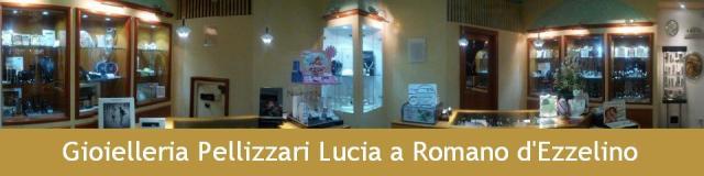 negozio Pellizzari Lucia Gioielleria ROMANO D'EZZELINO nella terra di ezzelino 2016