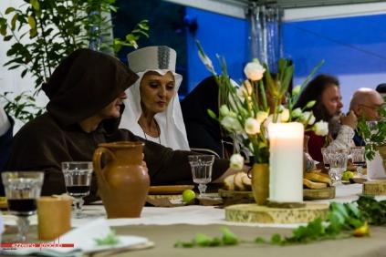 01 Maurizio Baldan - Nella Terra di Ezzelino - cena medievale 2016