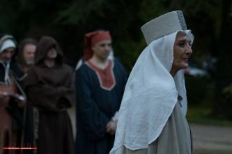 04.1 Diego Selmin - Nella Terra di Ezzelino - cena medievale 2016