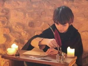 Borgo dei bambini - 07 foto scrittura - nella terra di ezzelino 2016 san zenone degli ezzelini